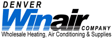 Denver Winair Company - Wholesale Heating, Air Conditioning, Heat Pumps and Supplies. American Standard HVAC, Rinnai tankless water heaters, Arzel zoning